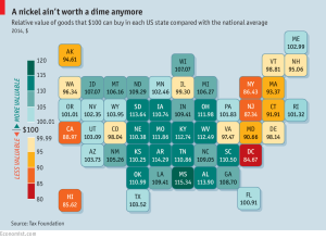 Economist_US purchasing power by state_8-13-16